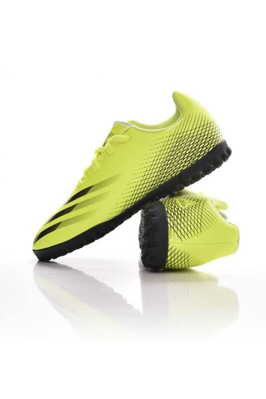 Adidas PERFORMANCE Kamasz fiú Foci cipő, Sárga X GHOSTED.4 TF J, FW6920