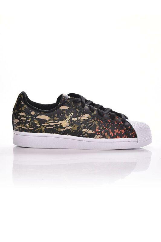 Adidas ORIGINALS Női Utcai cipő, Fekete SUPERSTAR, FX5538