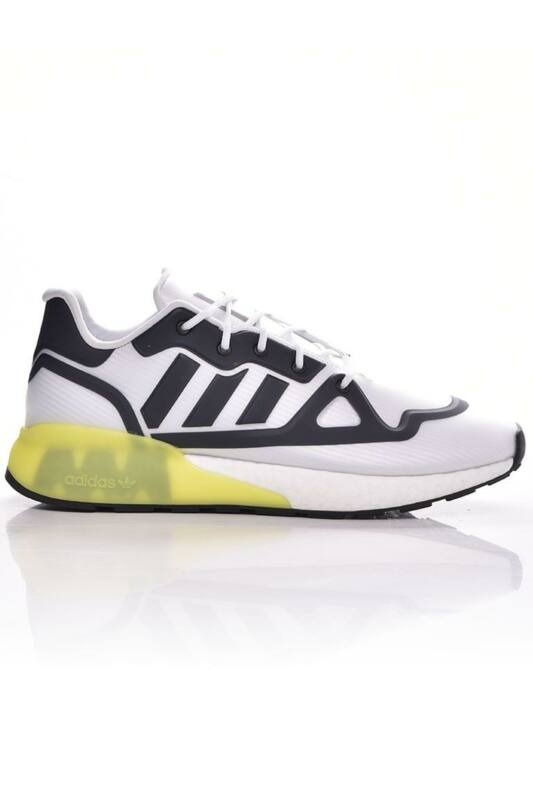 Adidas ORIGINALS Férfi Utcai cipő, Fehér ZX 2K BOOST FUTURES, G55509