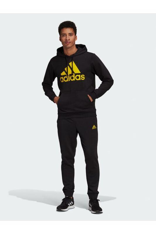 Adidas PERFORMANCE Férfi Jogging set, Fekete M BL FT HD TS, GK9652