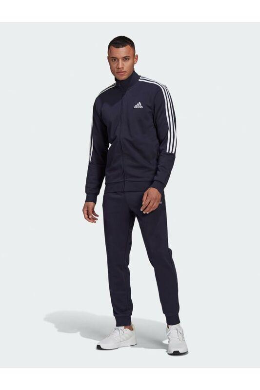 Adidas PERFORMANCE Férfi Jogging set, Fekete M 3S FT TT TS, GK9977