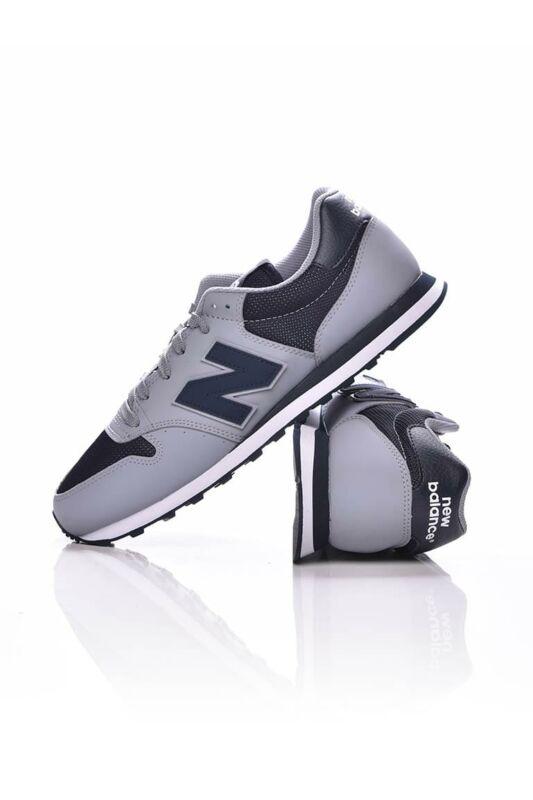 New Balance Férfi Utcai cipő, szürke 500, GM500SSB