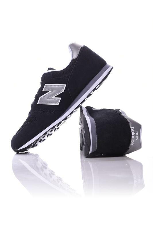 New Balance Unisex Utcai cipő, fekete 373, ML373GRE