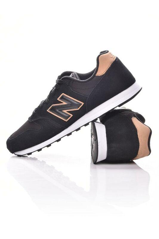 New Balance Férfi Utcai cipő, fekete 373, ML373MMT