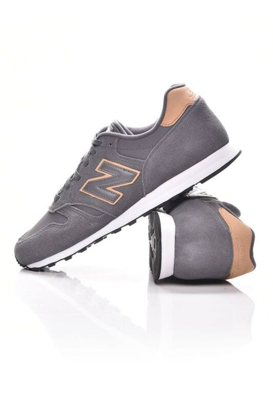 New Balance Férfi Utcai cipő, szürke 373, ML373MNT