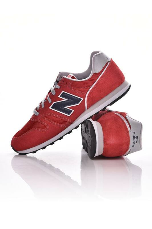 New Balance Férfi Utcai cipő, Piros 373, ML373______0CP2