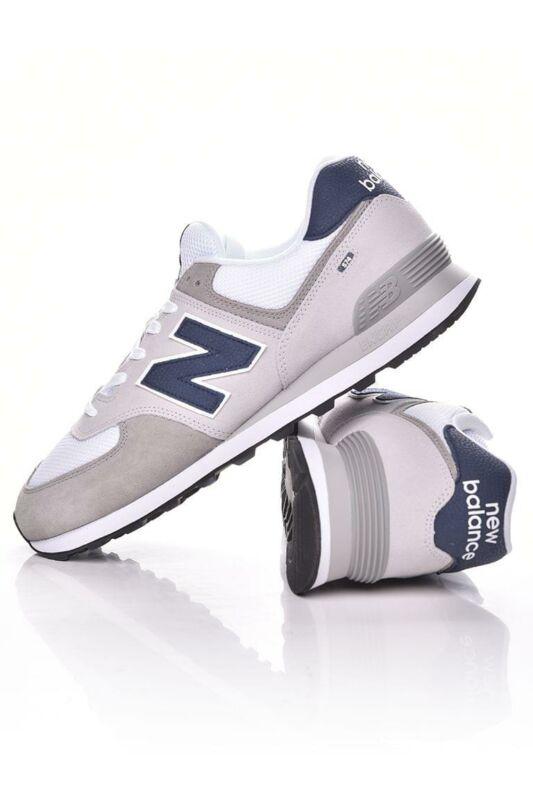 New Balance Férfi Utcai cipő, világosszürke 574, ML574EAG