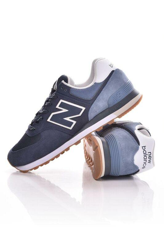 New Balance Férfi Utcai cipő, Kék 574, ML574GRE