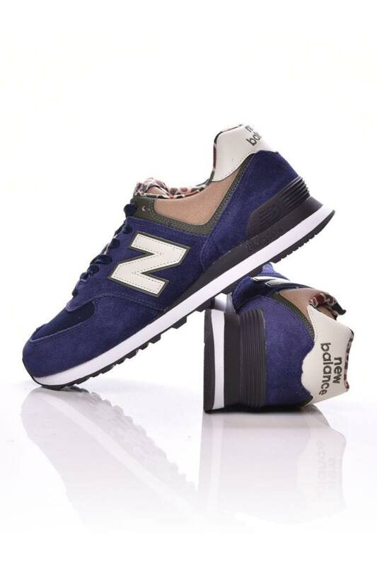 New Balance Férfi Utcai cipő, kék 574, ML574HVA