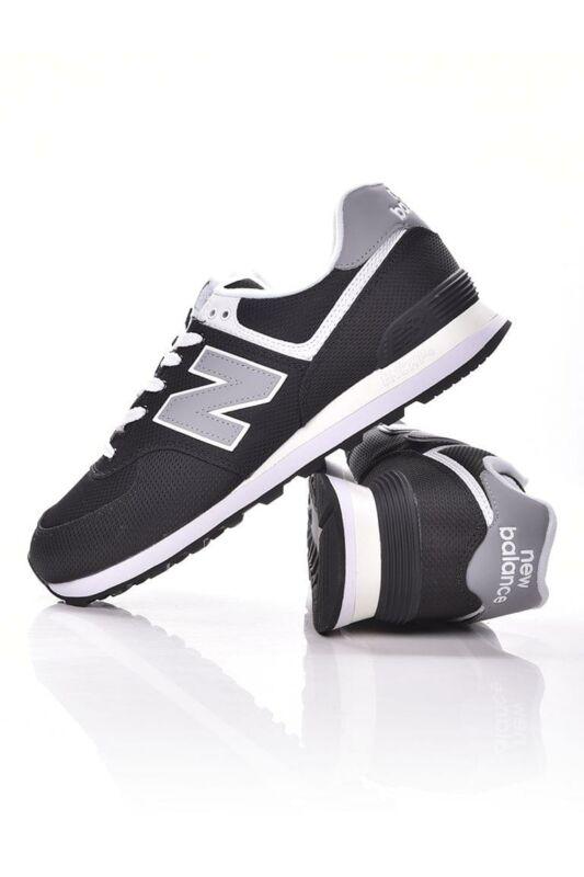 New Balance Férfi Utcai cipő, fekete 574, ML574SCI