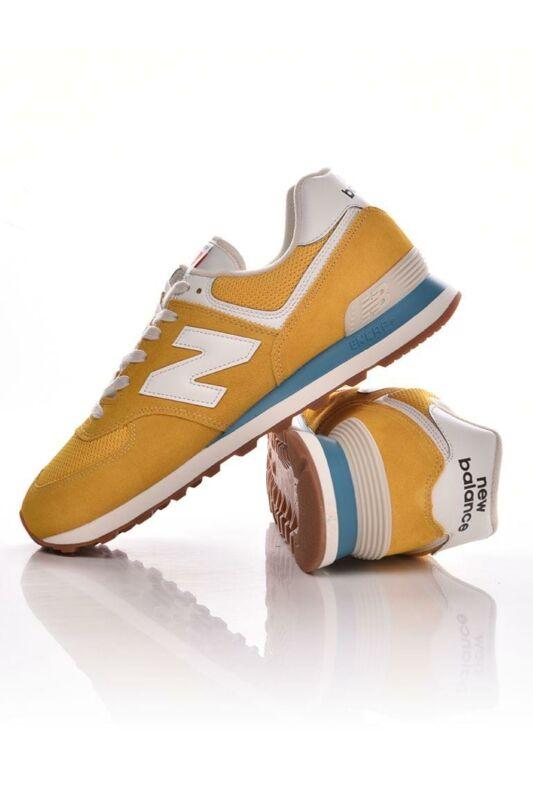 New Balance Férfi Utcai cipő, Sárga 574, ML574______0HB2
