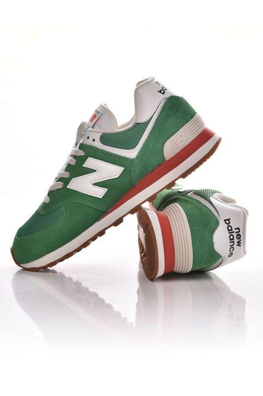 New Balance Férfi Utcai cipő, Zöld 574, ML574______0HE2