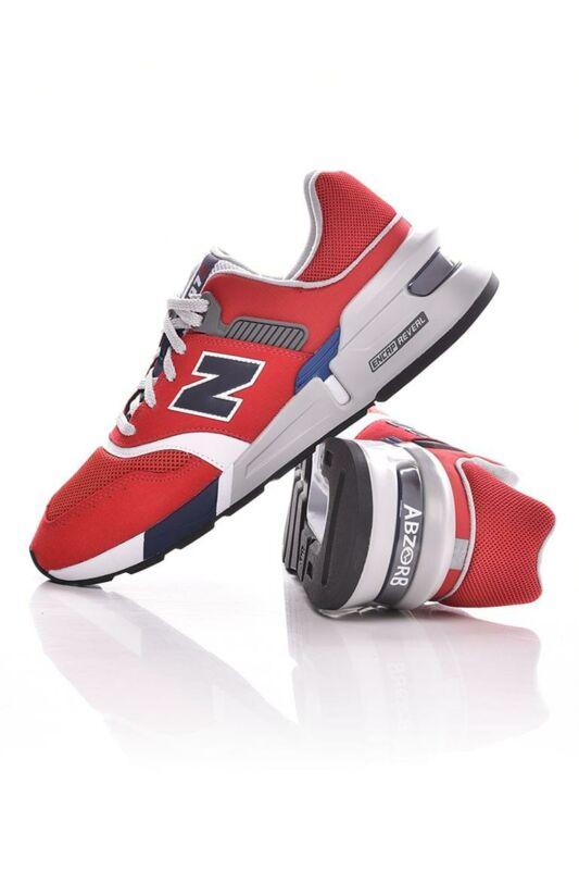 New Balance Férfi Utcai cipő, Bordó 997, MS997LOR