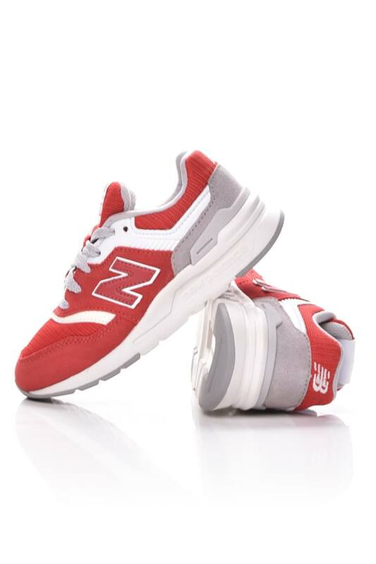 New Balance Kisgyerek fiú Utcai cipő, Piros 997, PR997HDS