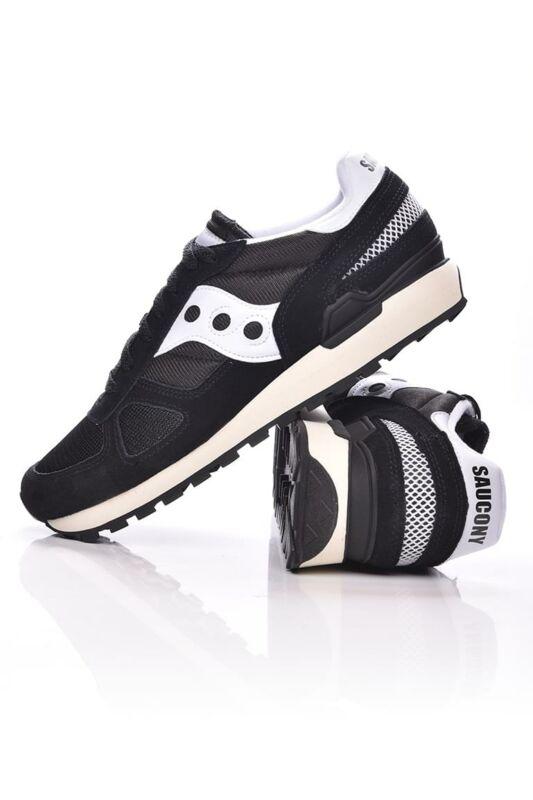 Saucony Unisex Utcai cipő, fekete SHADOW ORIGINAL VINTAGE, S70424_____0002