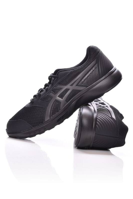 Asics Férfi Futó cipö, fekete Stormer 2, T843N______0001