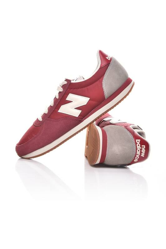 New Balance Férfi Utcai cipő, bordó 220, U220HI