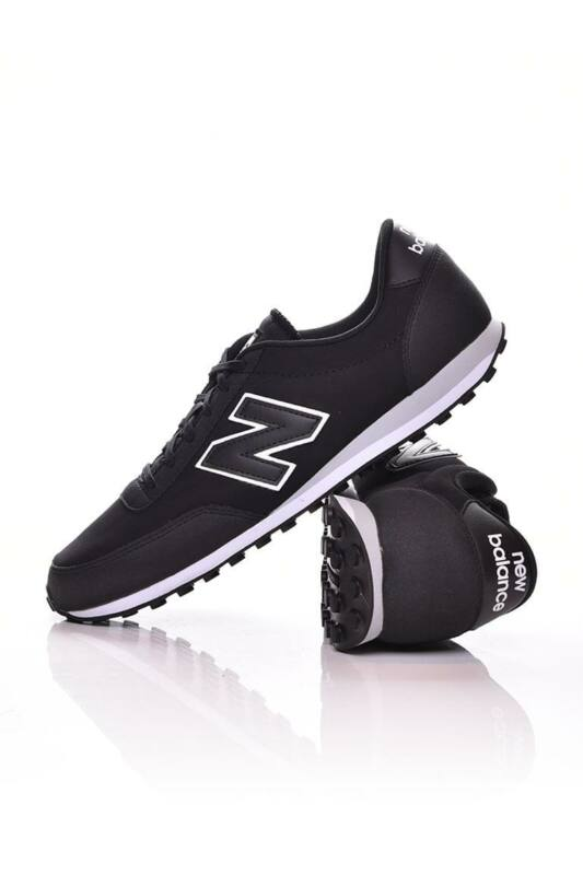 New Balance Unisex Utcai cipő, fekete 410, U410KWG