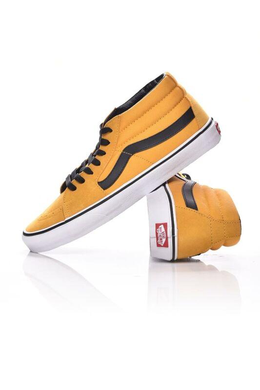 Vans Férfi Torna cipő, sárga UA SK8-Mid, VA3WM3VYJ1