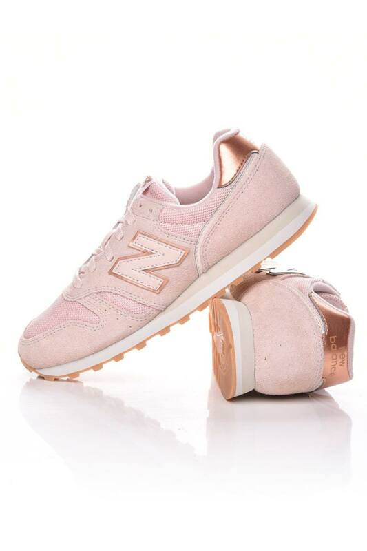 New Balance Női Utcai cipő, rózsaszín 373, WL373CC2