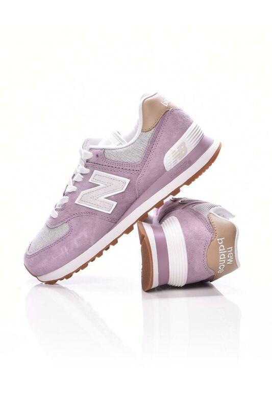 New Balance Női Utcai cipő, Lila 574, WL574CLC