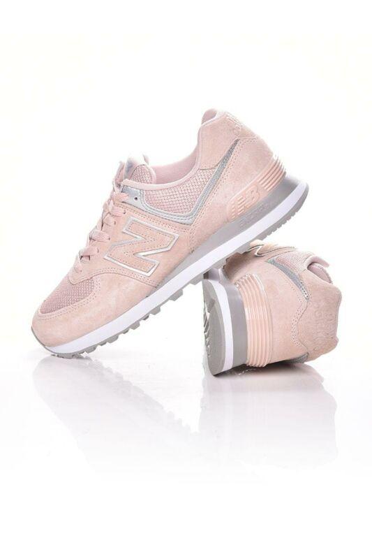 New Balance Női Utcai cipő, rózsaszín 574, WL574EQ