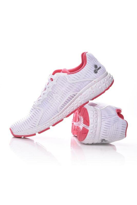 Emporio Armani Unisex Utcai cipő, Fehér SNEAKER, X8X032XK055A041
