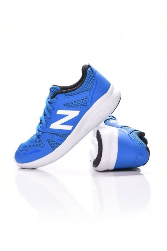 New Balance Kamasz fiú Utcai cipő, Kék 570, YK570BL