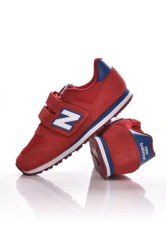 New Balance Kisgyerek fiú Utcai cipő, Piros 373, YV373______0SRW