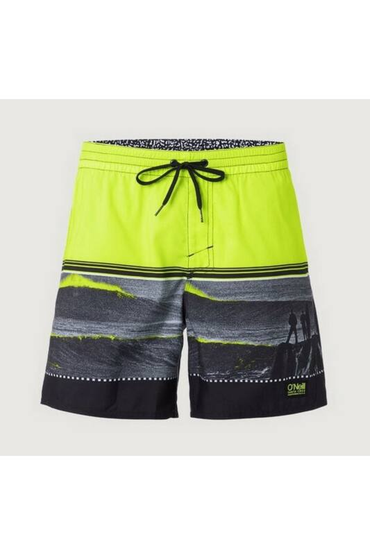O'Neill Férfi Short, Fekete Pm the point shorts, 0A3218-9920-L