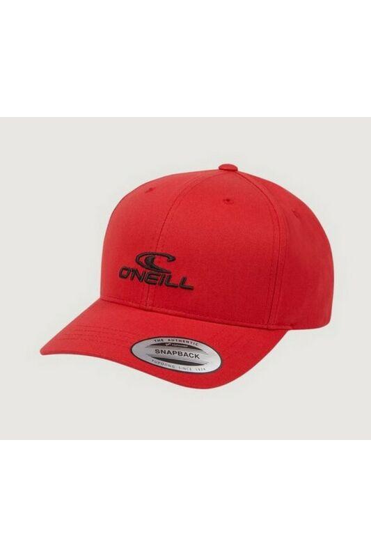 O'Neill Férfi Baseball sapka, Piros Bm wave cap, 0A4114-3053-NS