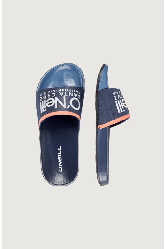 O'Neill Férfi Papucs - szandál, Kék Fm slide cali sandals, 0A4522-5204-42