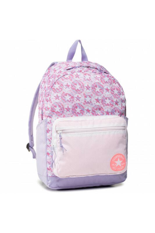 Converse Unisex Hátizsák, Többszínű Go 2 backpack zebra patch, 10017272-A06-102-U
