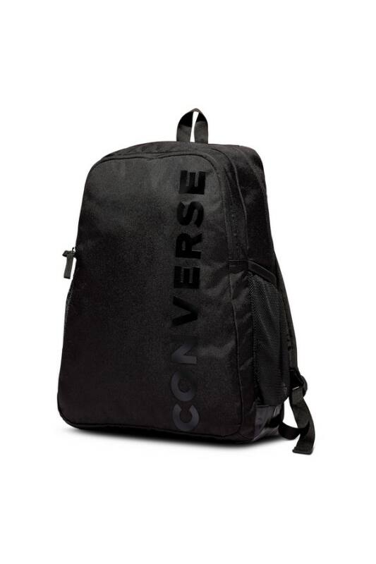 Converse Unisex Hátizsák, Fekete Speed 3 backpack, 10017273-A01-001-U