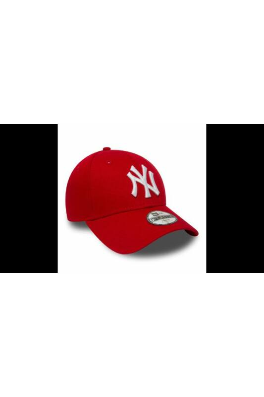 New Era Unisex Baseball sapka, Piros New era 940 leag basic neyyan scarlet/white, 10531938-OSFA