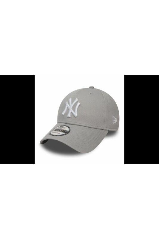 New Era Unisex Baseball sapka, Szürke New era 940 leag basic neyyan gray/white, 10531940-OSFA