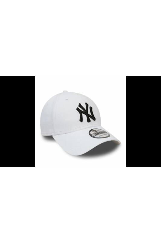 New Era Unisex Baseball sapka, Fehér New era 940 leag basic neyyan white/black uk, 10745455-OSFA