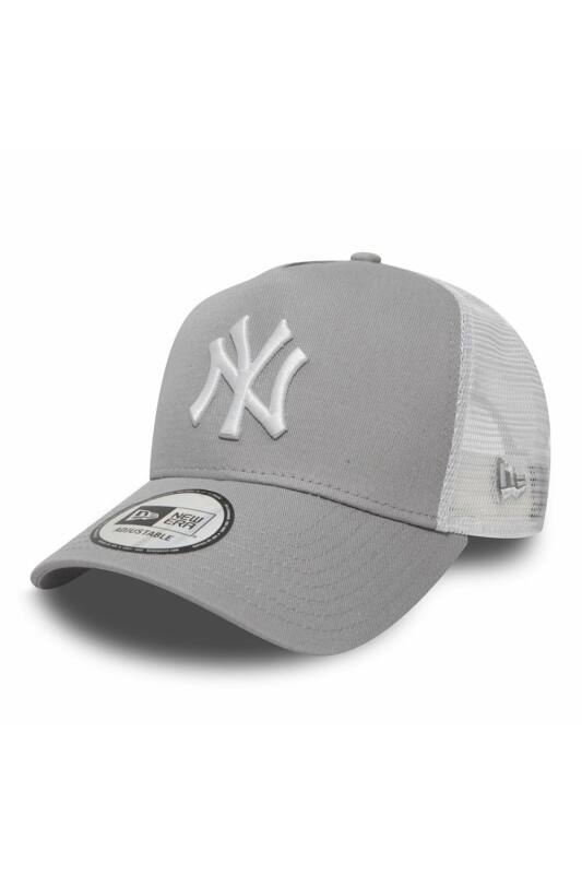 New Era Unisex Baseball sapka, Szürke New era clean trucker 2 neyyan grawhi, 11588490-OSFA