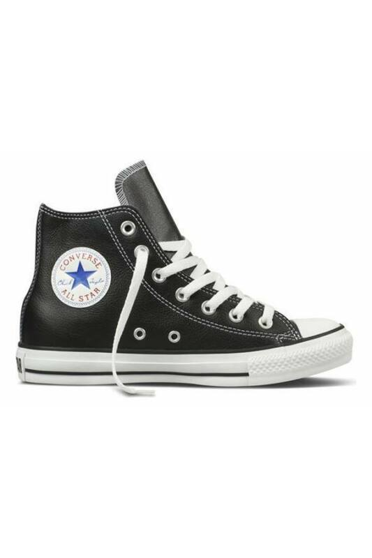 Converse Unisex Utcai cipő, Fekete Chuck taylor all star, 132170C-4