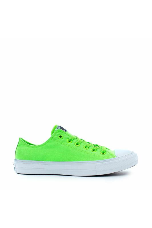 Converse Unisex Utcai cipő, Zöld Chuck taylor all star ii, 151122C-4
