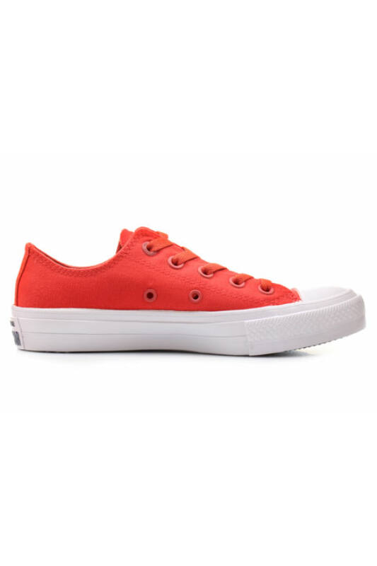 Converse Unisex Utcai cipő, Piros Chuck taylor all star ii, 151123C-4