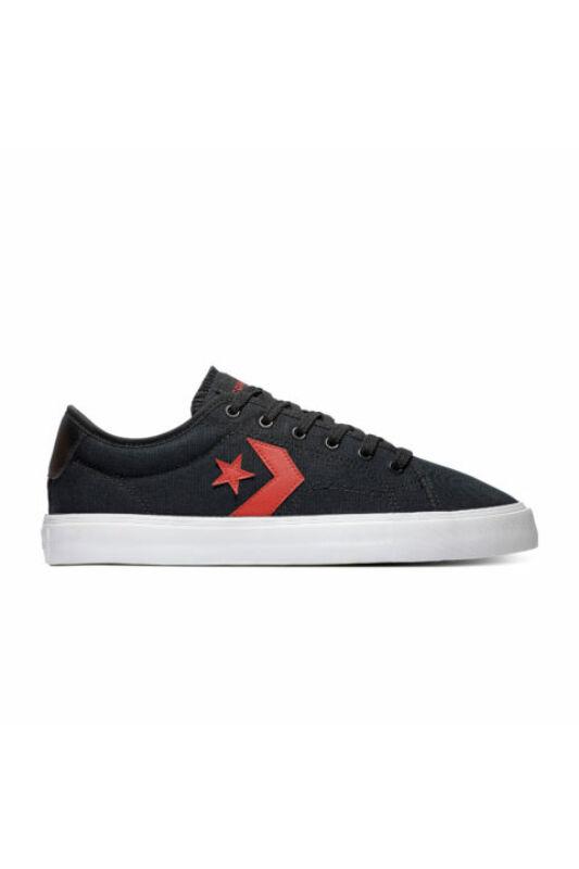 Converse Unisex Utcai cipő, Fekete Converse star replay ox black/black, 166998C-10,5