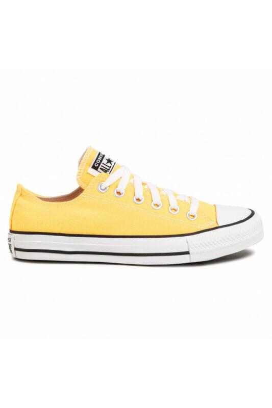 Converse Unisex Utcai cipő, Narancssárga Ctas ox laser orange, 167235C-3,5