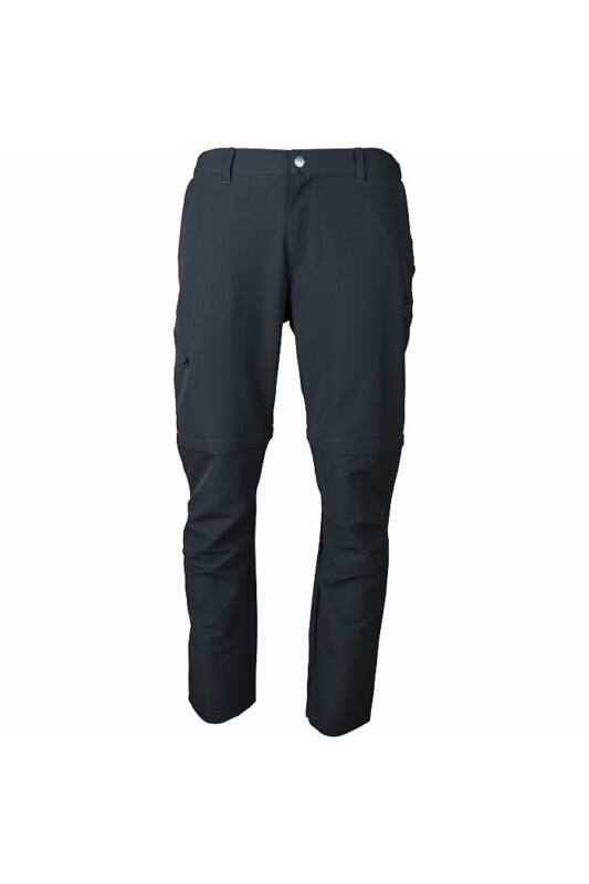 High Colorado Férfi Nadrág, Szürke Chur pants zip off, 2002588-8004-50
