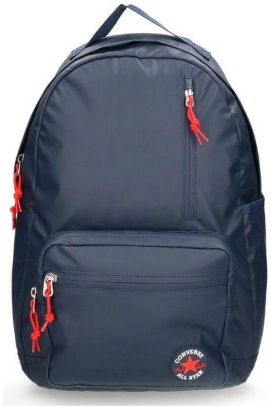 Converse Unisex Hátizsák, Kék Coated retro go backpack, 60CGN65-410-U