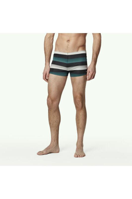 O'Neill Férfi Úszónadrág, Fekete Pm santa cruz stripe tights, 7A3410-9960-L