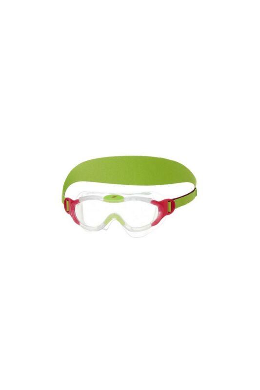 Speedo Bébi Úszószemüveg, Zöld Biofuse mask infant(uk), 8-087638028-UNI