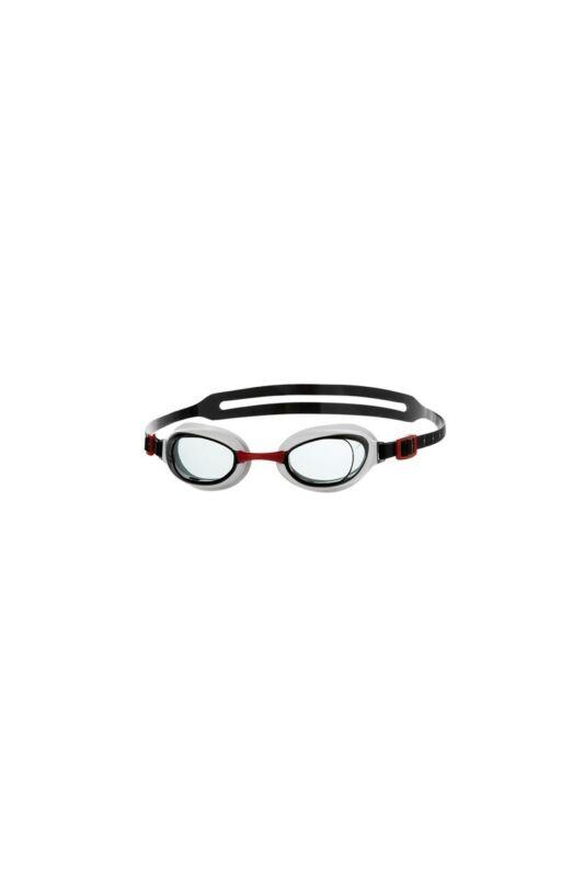 Speedo Unisex Úszószemüveg, Piros Aquapure(uk), 8-090028912-UNI
