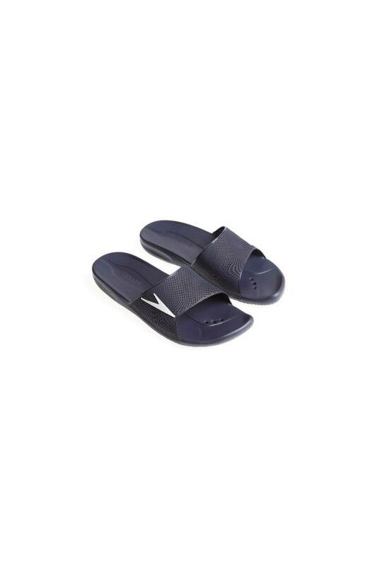 Speedo Férfi Papucs - szandál, Kék Atami ii max(uk), 8-090607879-8