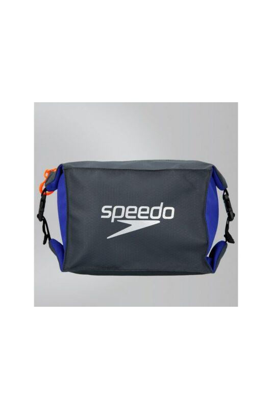 Speedo Unisex Divat - fitness táska, Szürke Pool side bag(uk), 8-09191C299-UNI